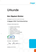 KNX Technikworkshop